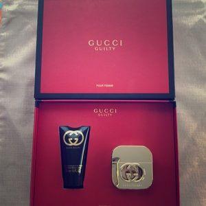 Gucci Guilty Set